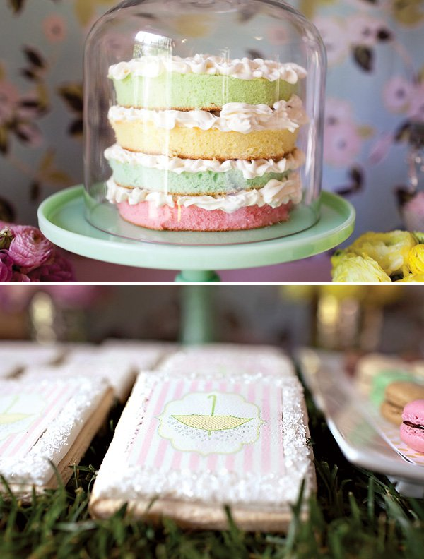 Baby Sprinkle Shower Ideas