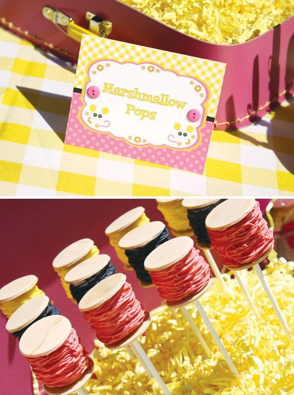 Creative Pink Yellow Lalaloopsy Birthday Party Hostess With